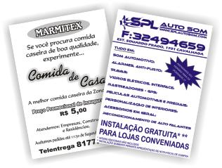 panfleto 1 cor